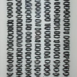 Hyper-Cilia 1 (detail), 2011(sold)