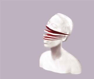 MRI, digital print, 2011