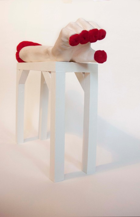 Pin Cushion, 2011